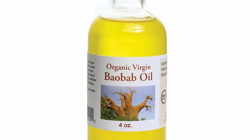 Organic Virgin Baobab Oil