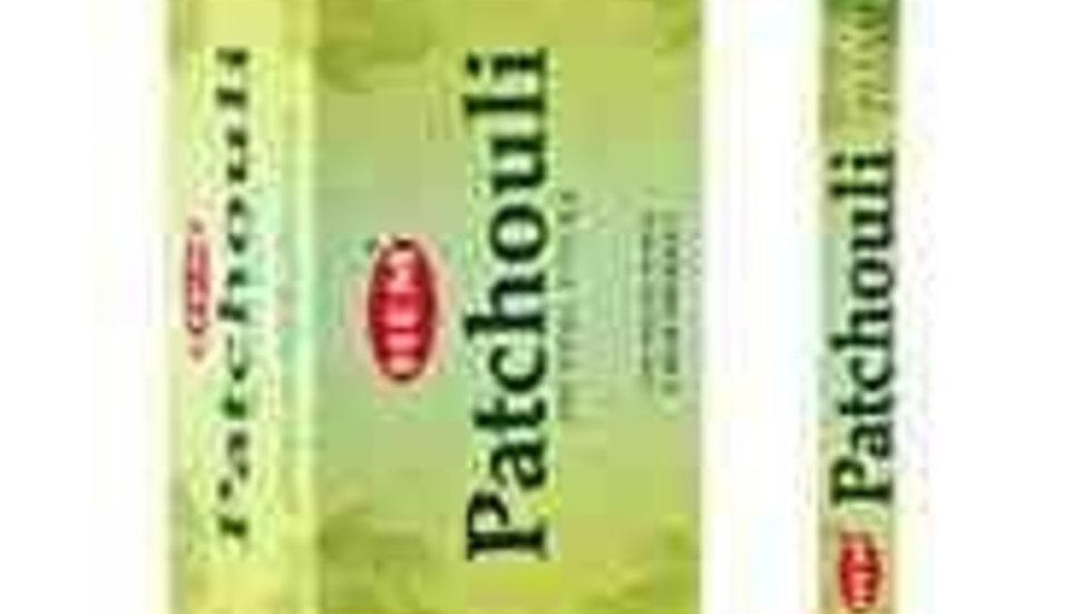 Patchouli Incense (Hem) -8ct
