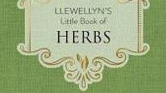 Llewellyn's Little Book Of Herbs