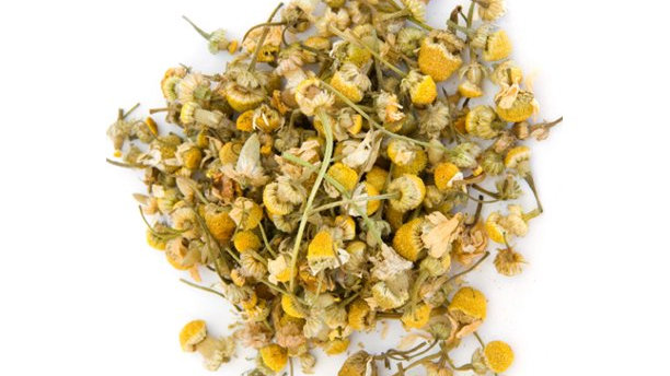Chamomile Flowers (Organic) - 1 ounce