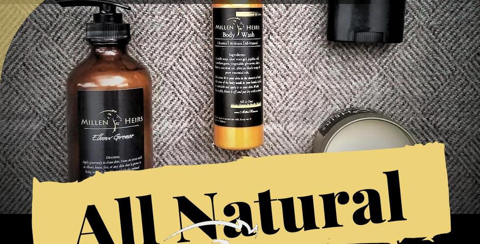 Organic Handmade Products