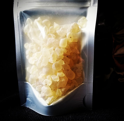 White Copal Resin Incense (1 oz)