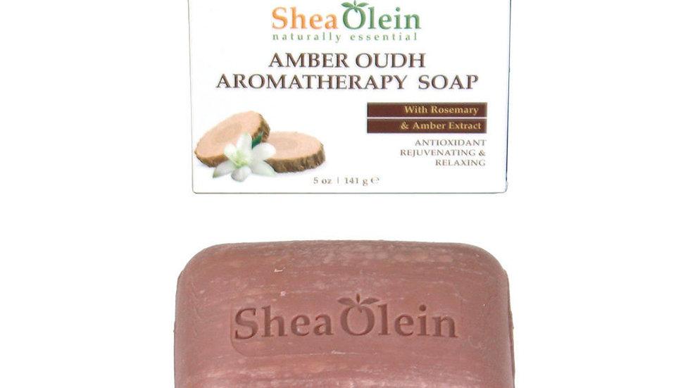 Amber Oud Soap