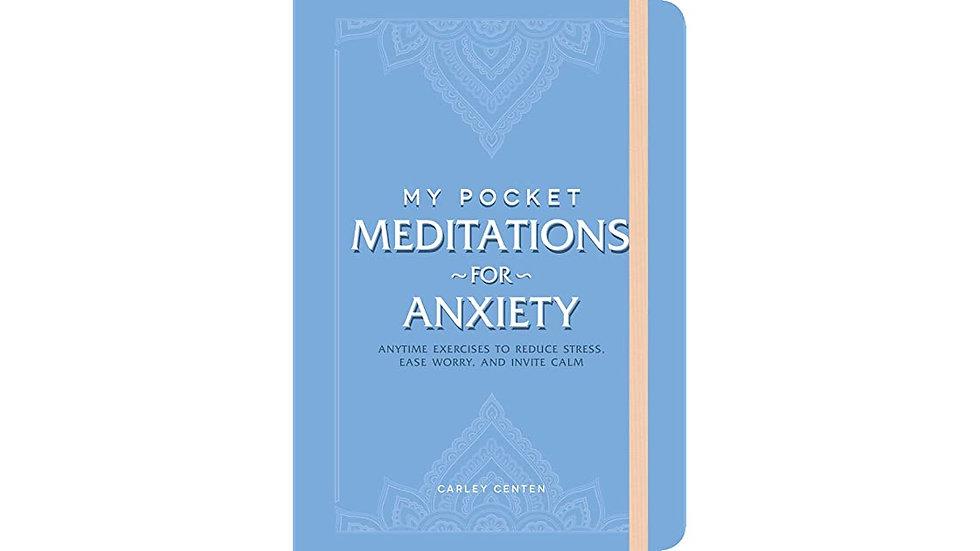 My Pocket Meditations For Anxiety