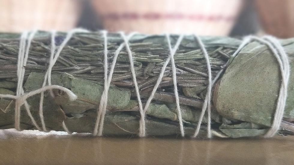 Eucalyptus & Rosemary Smudge Stick