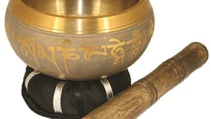TIBETAN SINGING BOWL - BUDDHA
