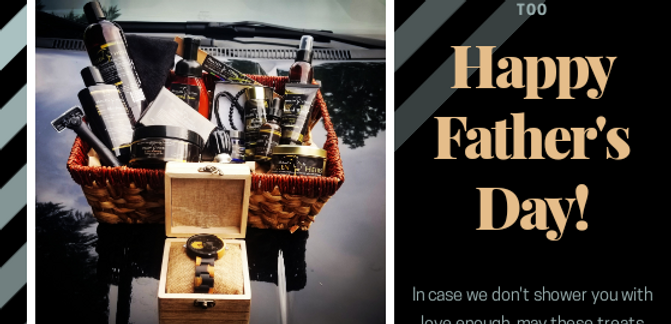 Father's Day Ultimate Gift Set