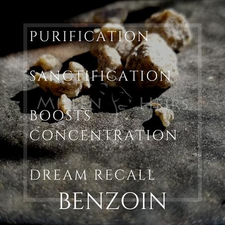 Benzoin
