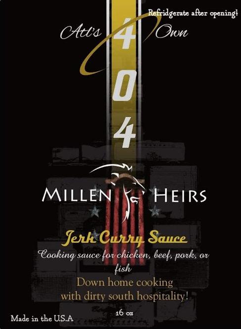 404 Jerk Curry Sauce