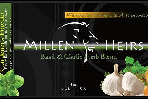 Basil & Garlic Herb Blend