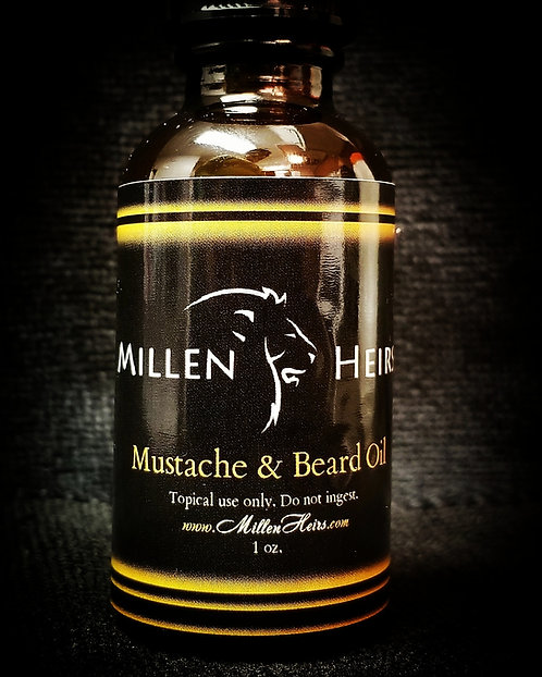 Royalty Mustache & Beard Oil