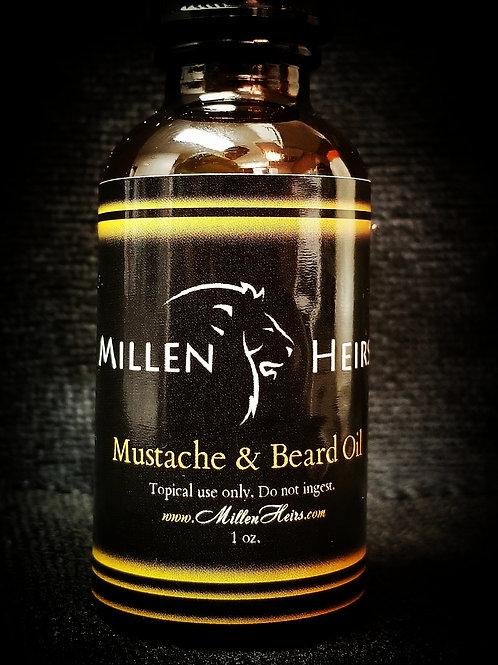 Royalty Mustache & Beard Oil