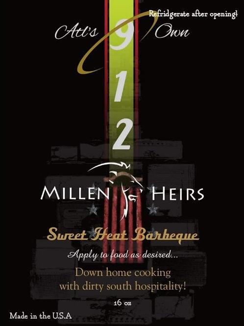 912 Sweet Heat Barbque Sauce