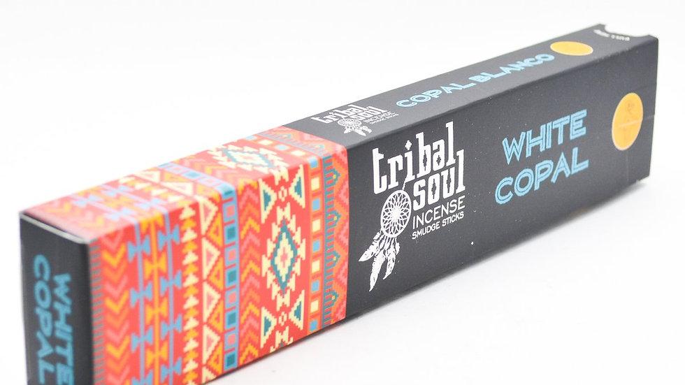 Tribal Soul Incense - White Copal