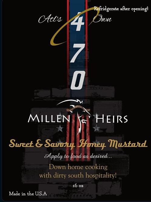 470 Sweet & Savory Honey Mustard Sauce