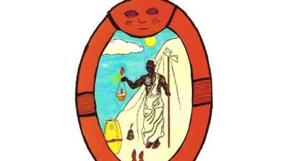 Obatala Ifá And The Chief Of The Spirit Of The White Cloth