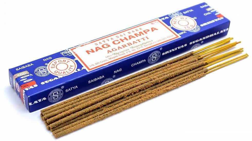 Nag Champa Incense - 15g