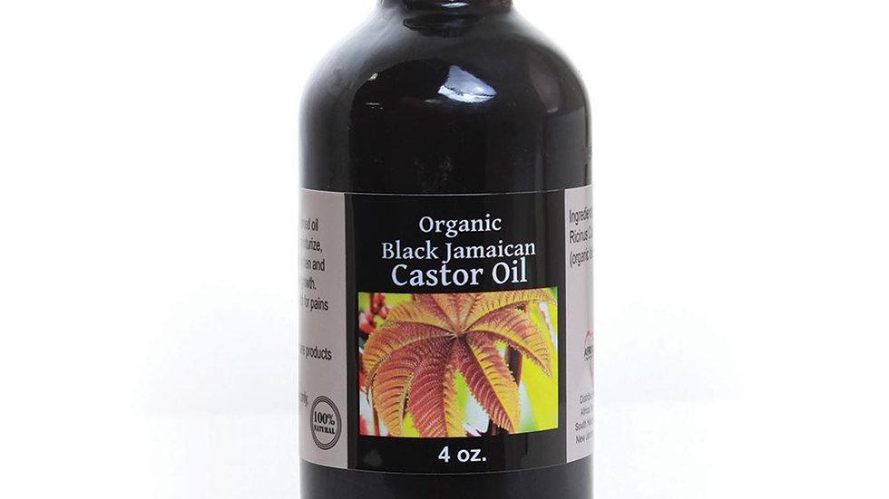 Organic Black Jamaican Castor Oil