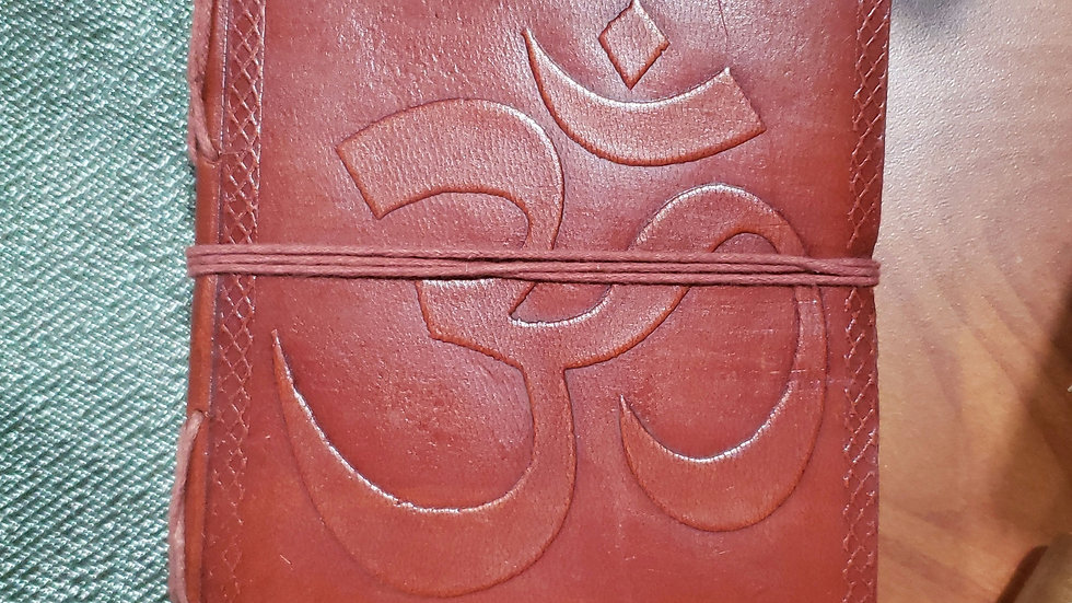 JOURNAL - LEATHER OHM