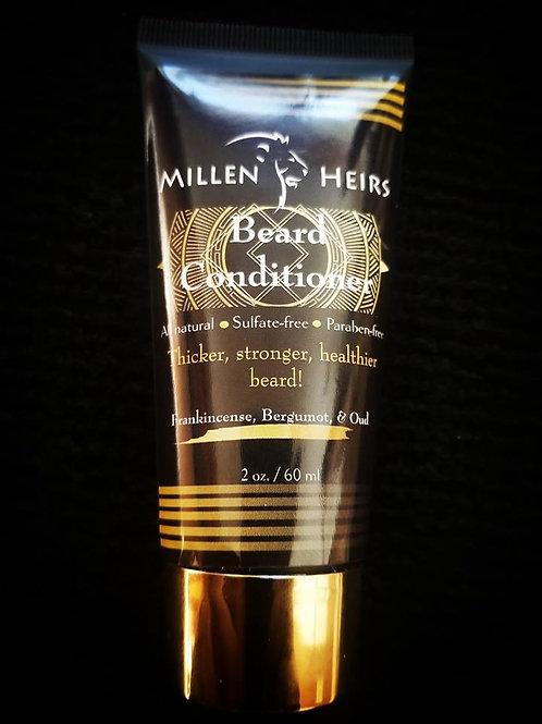 Beard Conditioner(Frankincense, Bergamot, & Oud)
