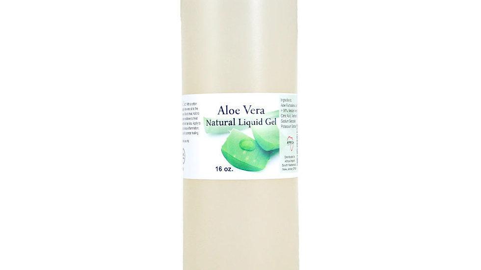 Aloe Vera Natural Liquid Gel