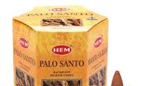 PALO SANTO BACKFLOW INCENSE