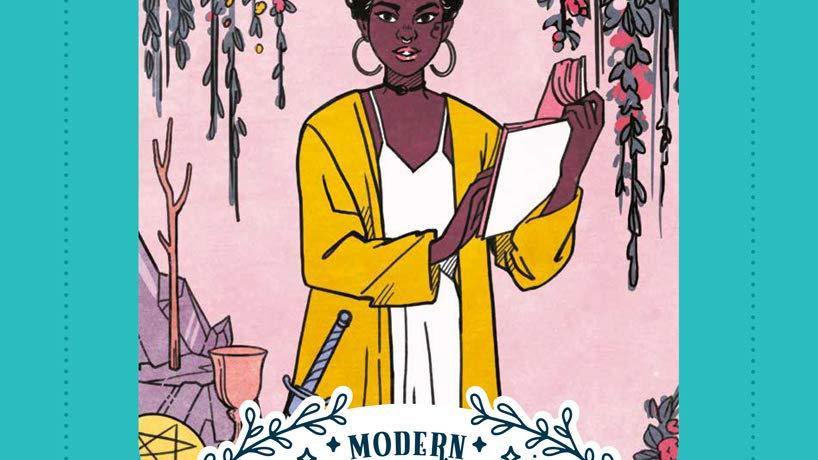 Modern Witch Tarot Joural