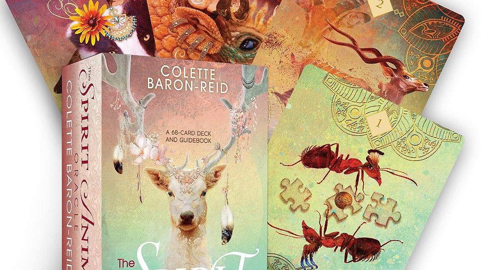 Spirit Animal Oracle by Colette Baron Reid