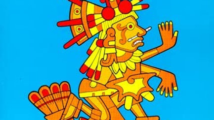 A Coloring Book Of Incas, Aztecs, & Mayas Coloring Book