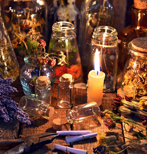 Smudging - Cleansing with Herbs