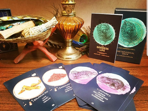 The Goddess Life Metaphysical Deck