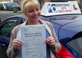 pregnant-lady-passes-driving-test-first-time-kp-driving-lessons-burnley