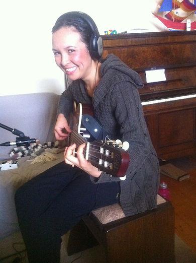 Recording in Fremantle
