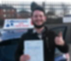 pleased-man-recommends-driving-instructor-burnley
