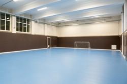 A: Sports Hall