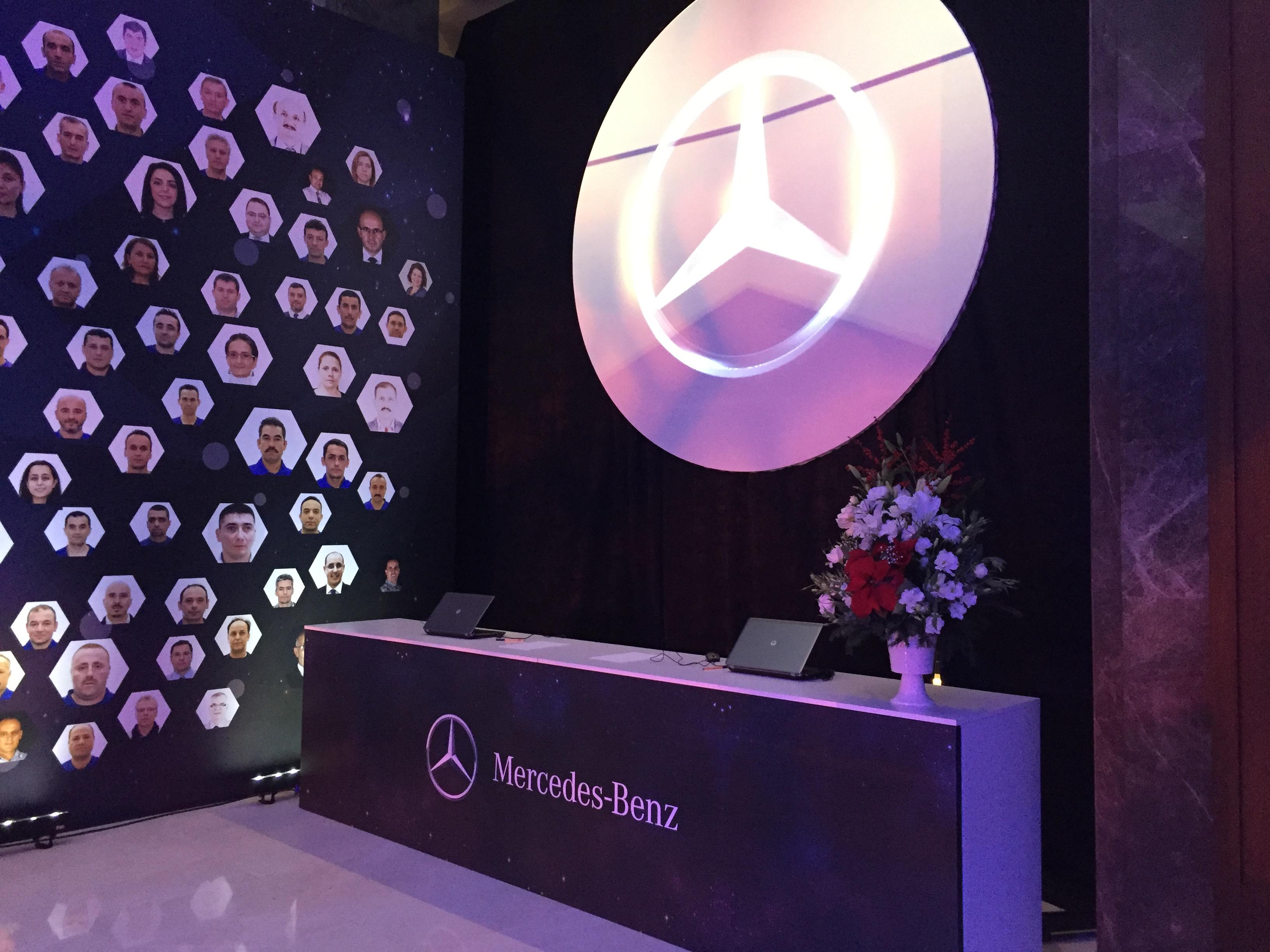 Mercedes Jübile 2015