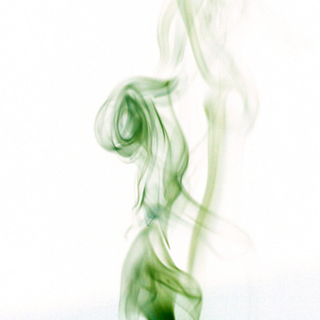 Project 365: Day 15, Smoke Photography…