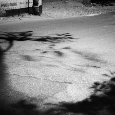 Project 365: Day 72, Street Shadows