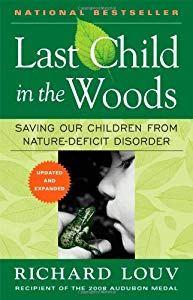 Nature's children…