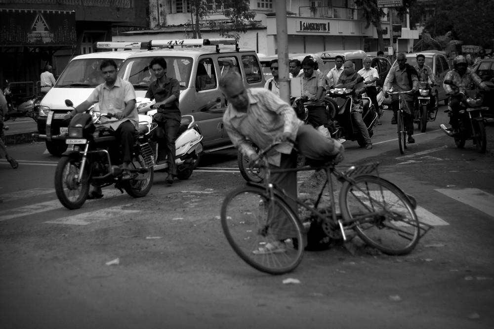 cyclist-urban-rohit-pansare