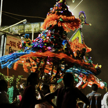 Project 365: Day 46, Festival of the Gods..