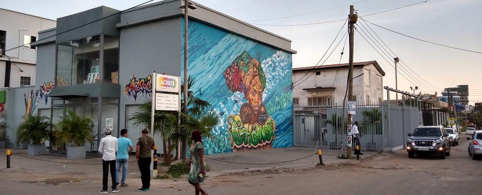 Osu, Accra