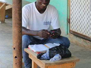 Meet our community members - Mensah