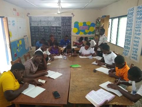 YEP Classroom