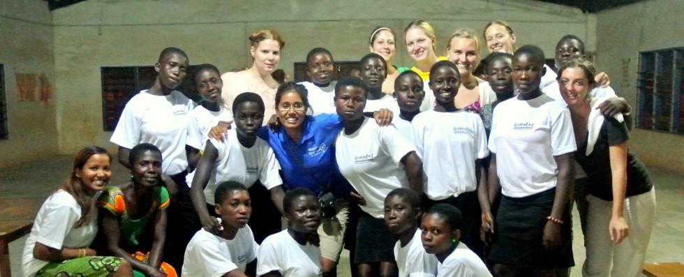 Girls Empowerment Camp