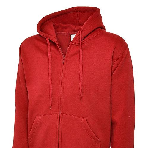WNAG Zip up hooded sweatshirt