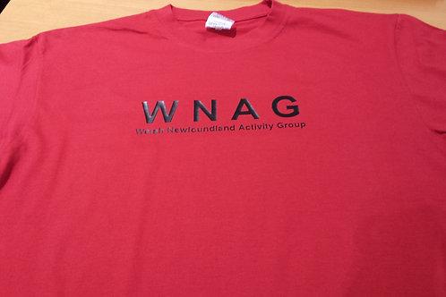 WNAG Crew Neck T-Shirt