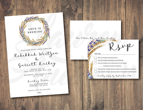 The Rebekkah Invitation