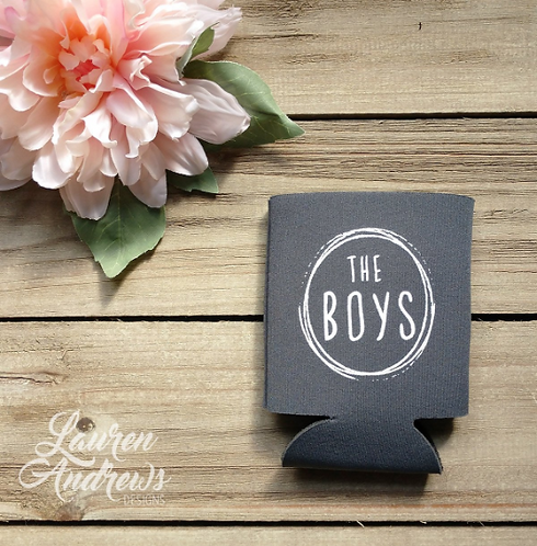 The Boys Collapsible Can Cooler