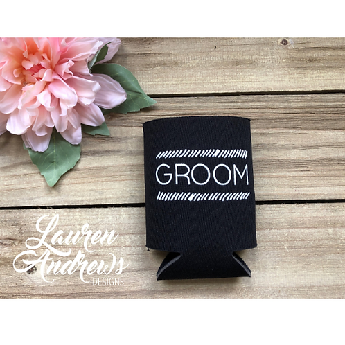 Groom Collapsible Can Cooler
